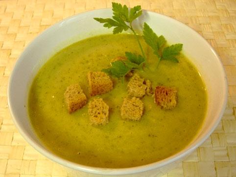 Crema De Calabacín Recetas Veganas Recetas Vegetarianas