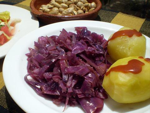 Como Cocinar La Col Lombarda | Lombarda Rehogada Recetas Veganas Recetas Vegetarianas
